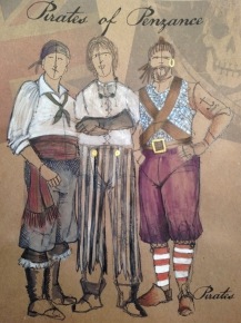 Pirates Rendering