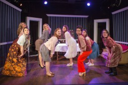 Uncommon Girls and Others Production at Stella Adler School of Acting