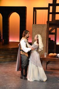 Cyrano and Roxanne