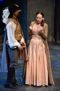 Cyrano and Roxanne