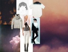 Dance Collage ombre